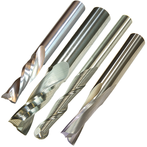 Spirals Solid Carbide